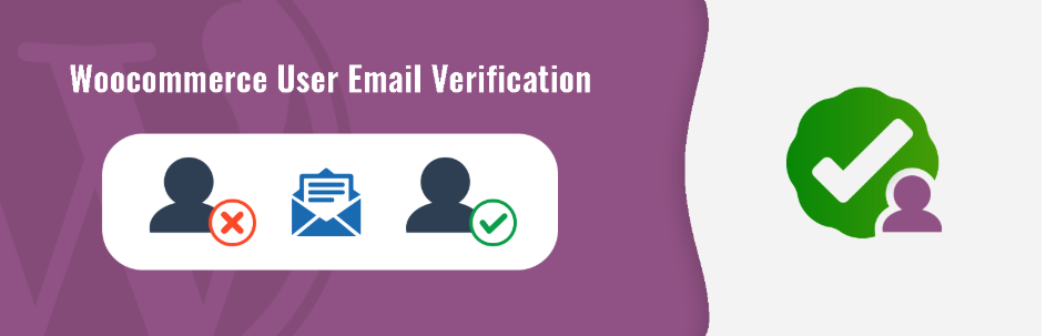 User Email Verification for WooCommerce Logo